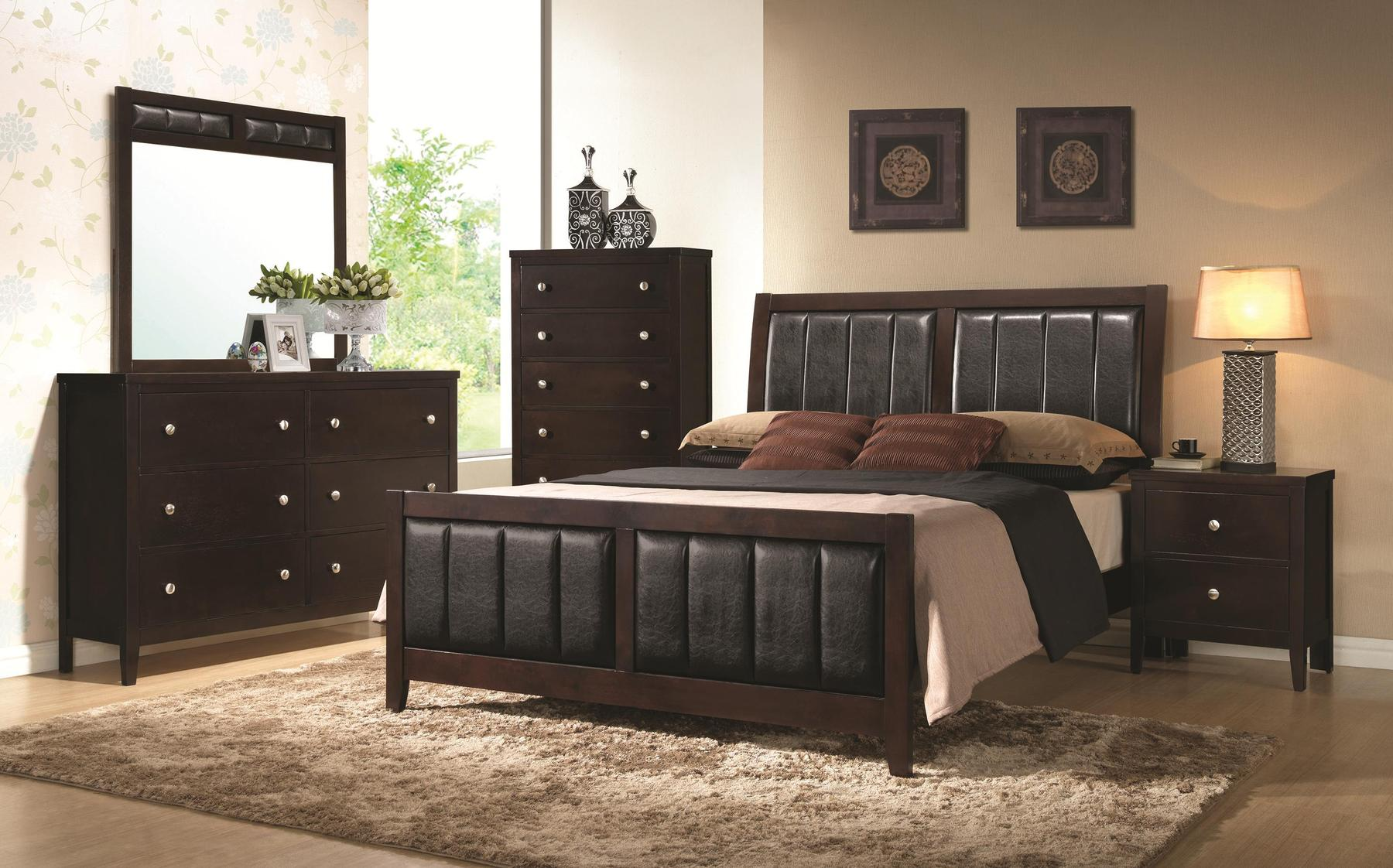 Carlton Collection Queen Bedroom Set